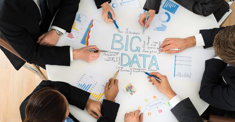 Big data training program