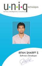career Irfan