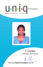 career geetha1