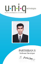 career parthiban