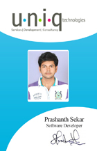 career prashanth