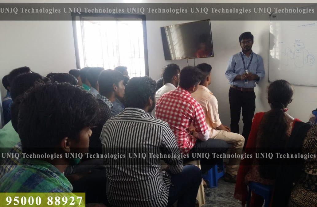 Theoretical Session in Internship Program