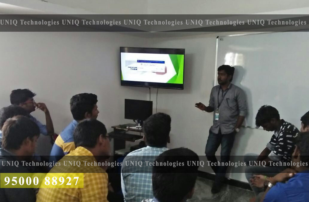 Android Development Workshop at Coimbatore