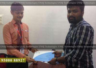 Inplant-Training-Certificate