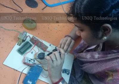 Inplant Training at UNIQ