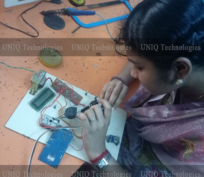 Embedded Long Term Internship Training for Students