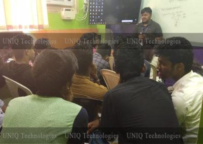 Internship Training @ UNIQ