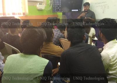 Internship Training for Students @ UNIQ