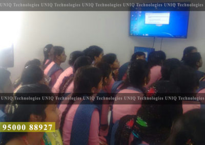 UNIQ-Internship-Training
