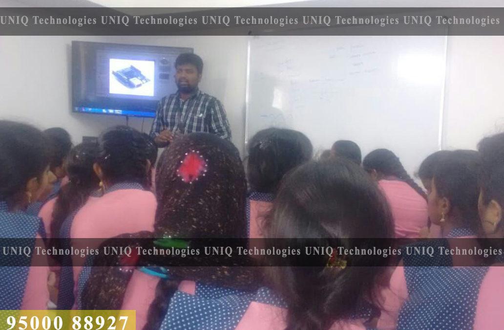 Workshop on ARDUINO UNO Development
