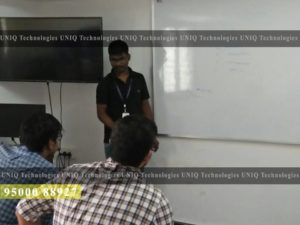 UNIQ technologies - PHP Long Term Internship