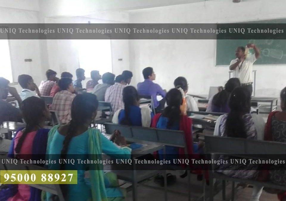 Workshop For ECE Department
