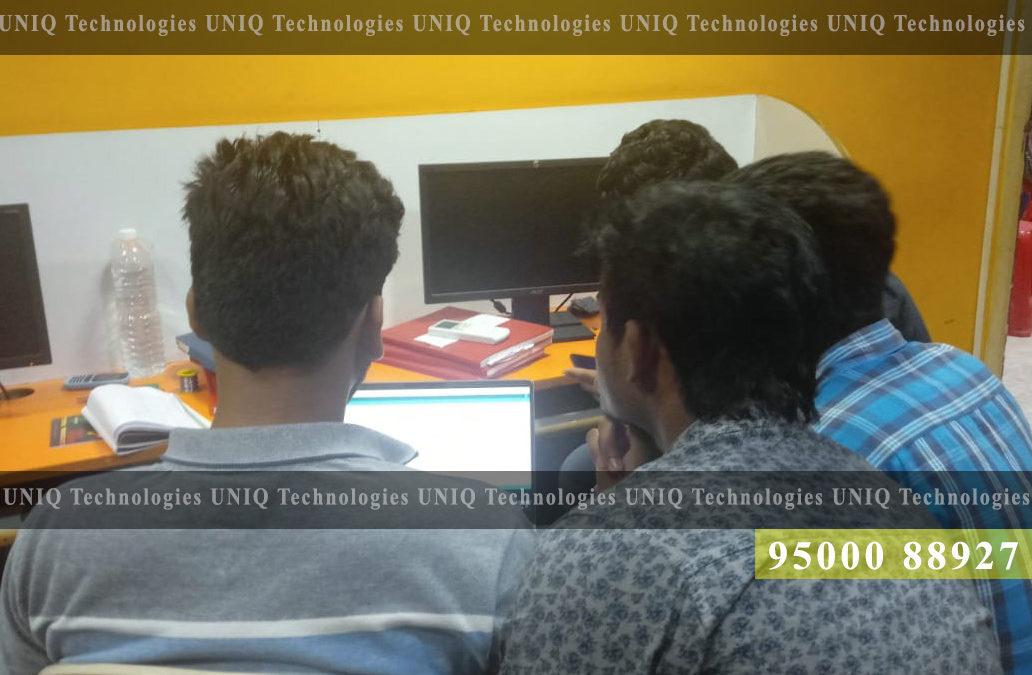 Arduino UNO Internship in Chennai