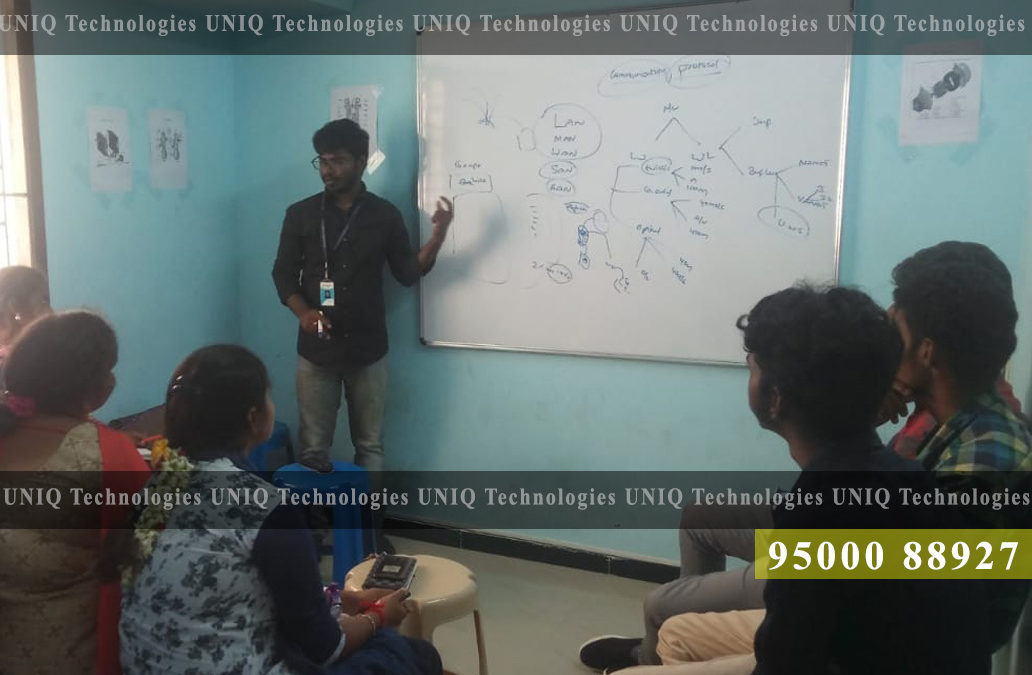 Communication Protocol Training at Coimbatore Branch