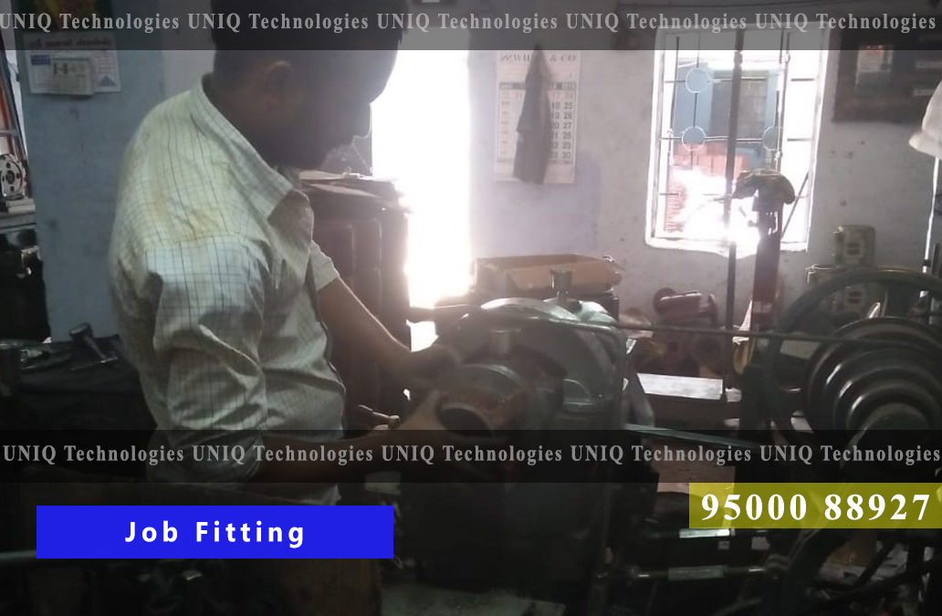 Practical Training on Machine Fitting