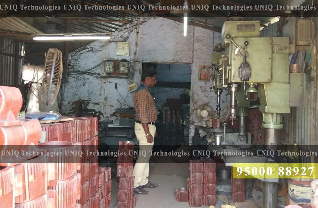 Lathe Workshop at UNIQ Coimbatore Branch