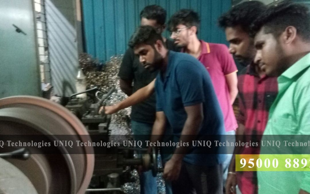 Inplant Training for Mechanical Students