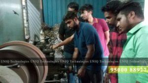 Mechanical Engineering Inplant Training