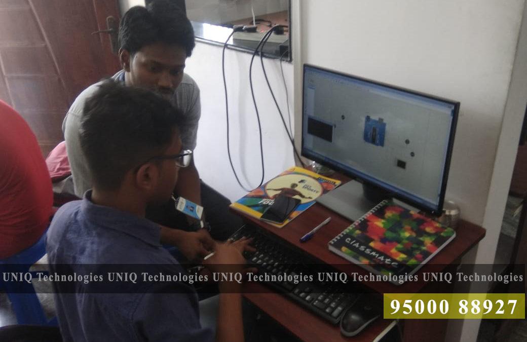 Biomedical Internship Training using Proteus Software
