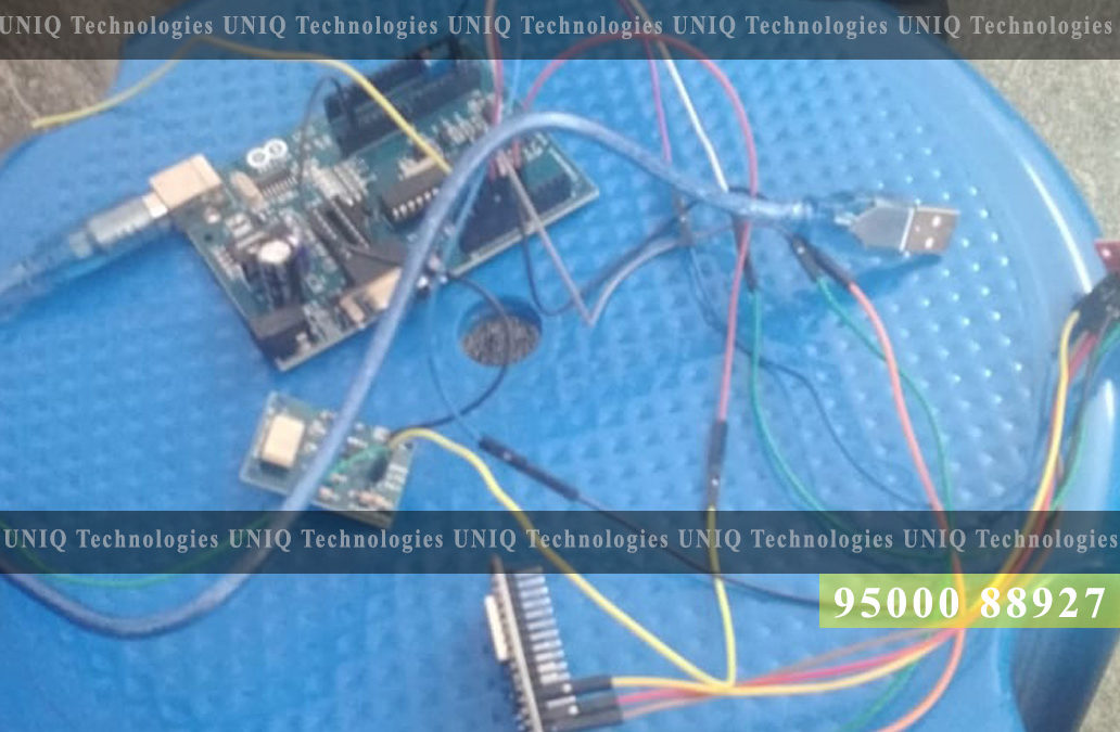 IOT Mini Project using Wi-Fi and Arduino