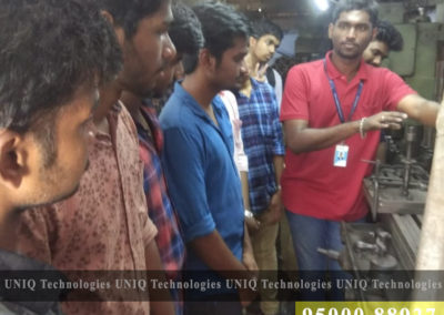 Lathe Workshop Training