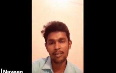 Arduino Internship in Coimbatore – Naveen Feedback