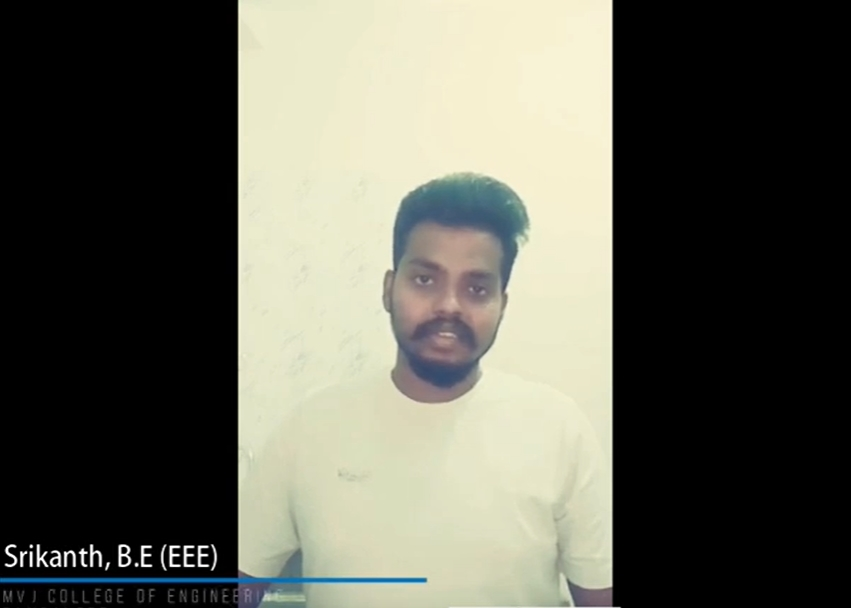Embedded C Internship in Bangalore – Srikanth Feedback